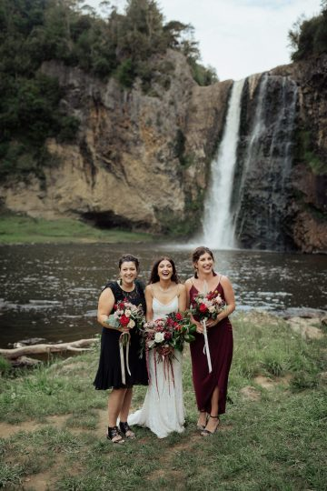 Multicultural Indian Sikh Kiwi Waterfall Wedding – Karen Willis Holmes – Hollow and Co 28
