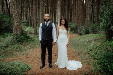 Multicultural Indian Sikh Kiwi Waterfall Wedding – Karen Willis Holmes – Hollow and Co 47