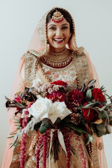 Multicultural Indian Sikh Kiwi Waterfall Wedding – Karen Willis Holmes – Hollow and Co 5