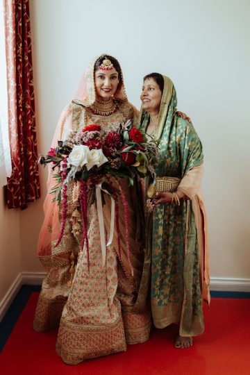 Multicultural Indian Sikh Kiwi Waterfall Wedding – Karen Willis Holmes – Hollow and Co 7