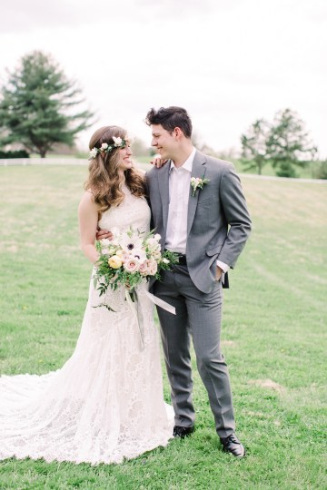 Quaint Country Chic Boho Wedding Inspiration – Sons and Daughters Photography 13