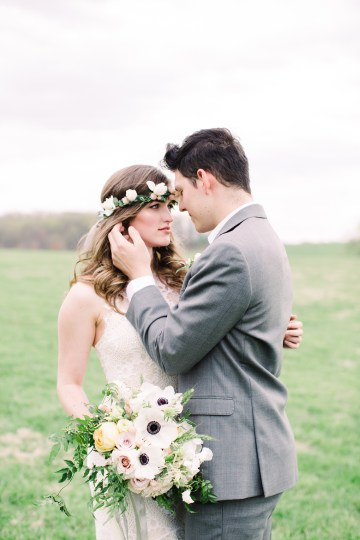 Quaint Country Chic Boho Wedding Inspiration – Sons and Daughters Photography 14