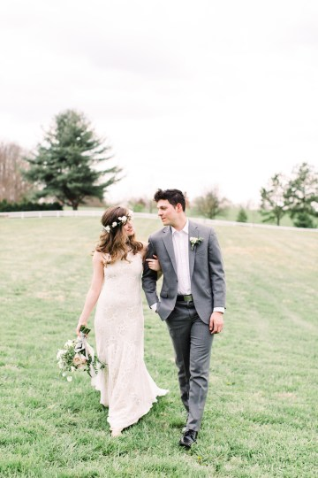 Quaint Country Chic Boho Wedding Inspiration – Sons and Daughters Photography 17