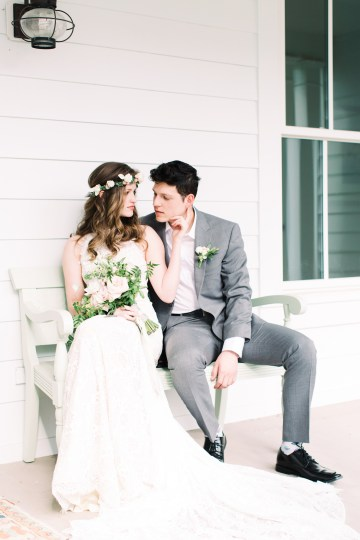 Quaint Country Chic Boho Wedding Inspiration – Sons and Daughters Photography 22