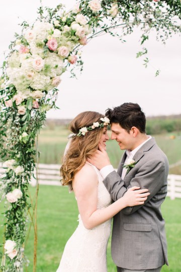 Quaint Country Chic Boho Wedding Inspiration – Sons and Daughters Photography 23