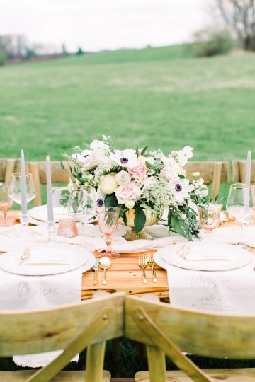 Quaint Country Chic Boho Wedding Inspiration – Sons and Daughters Photography 34