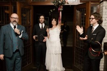Swanky London Bank Wedding – Jessica Williams 13