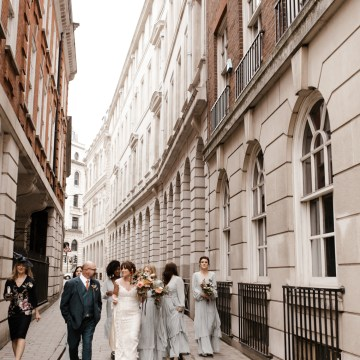 Swanky London Bank Wedding – Jessica Williams 23