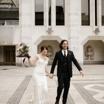 Swanky London Bank Wedding – Jessica Williams 30