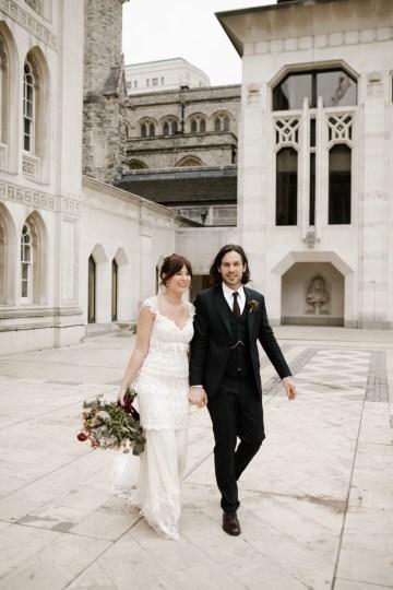 Swanky London Bank Wedding – Jessica Williams 33