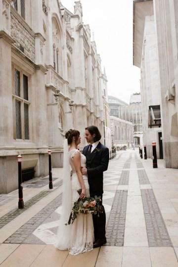 Swanky London Bank Wedding – Jessica Williams 37