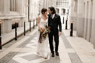 Swanky London Bank Wedding – Jessica Williams 8