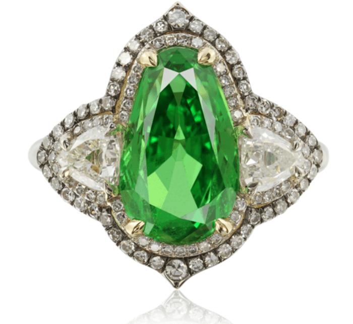 Engagement Rings York: 7 Rare Colored Gemstone Engagement Rings Every Alternative