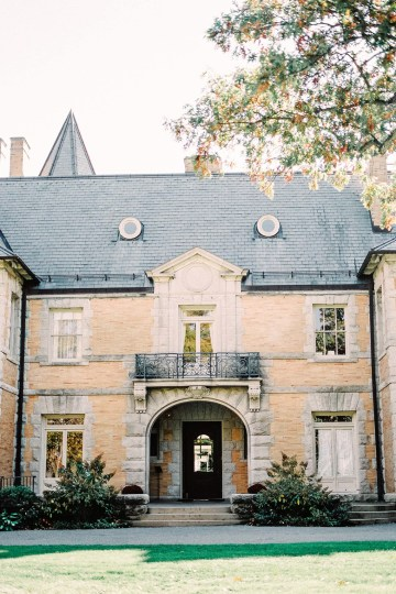 Cairnwood Estate Chateau Fine Art Wedding Inspiration – du soleil photographie 1