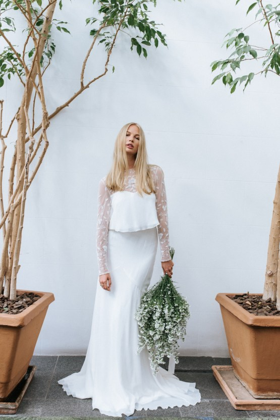 Ethereal Garden South African Wedding Inspiration With Ultra Cool Wedding Dresses – Marilyn Bartman 14