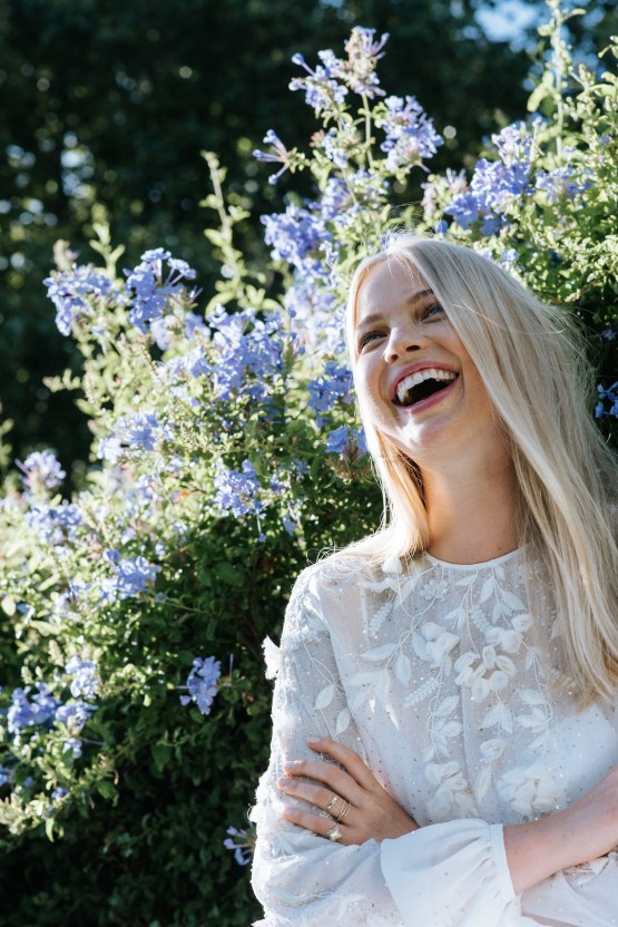Ethereal Garden South African Wedding Inspiration With Ultra Cool Wedding Dresses – Marilyn Bartman 28
