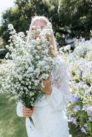 Ethereal Garden South African Wedding Inspiration With Ultra Cool Wedding Dresses – Marilyn Bartman 39
