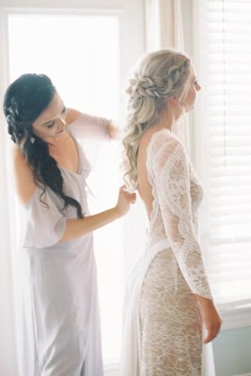 Intimate Southern Boho Beach Wedding in Charleston – Ava Moore Photography 23