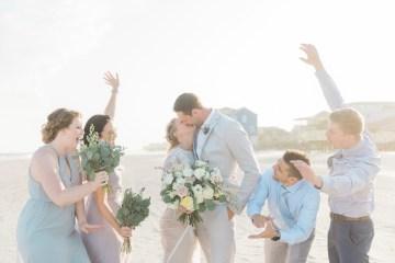 Intimate Southern Boho Beach Wedding in Charleston – Ava Moore Photography 6