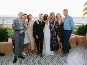 Real Bride Diary – Wildly Fun and Intimate Baja Beach Wedding of Claire Eliza and Jack – Corinne Graves 26