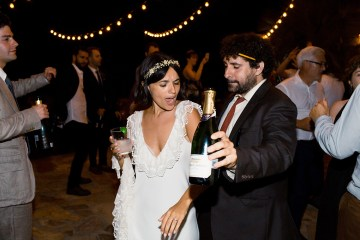 Real Bride Diary – Wildly Fun and Intimate Baja Beach Wedding of Claire Eliza and Jack – Corinne Graves 48