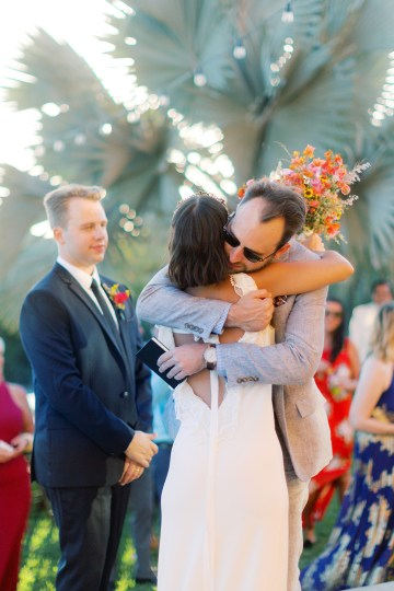 Real Bride Diary – Wildly Fun and Intimate Baja Beach Wedding of Claire Eliza and Jack – Corinne Graves 68