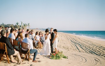 Real Bride Diary: Our Wildly Fun, Intimate Baja Beach Wedding