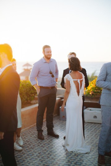 Real Bride Diary – Wildly Fun and Intimate Baja Beach Wedding of Claire Eliza and Jack – Corinne Graves 70