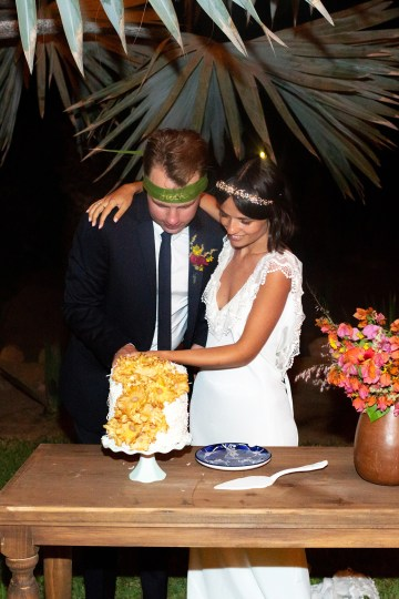 Real Bride Diary – Wildly Fun and Intimate Baja Beach Wedding of Claire Eliza and Jack – Corinne Graves 86