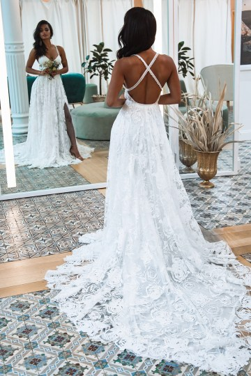 10 Reasons You Should Shop for Your Wedding Dress at The Grace Loves Lace NYC Boutique 1