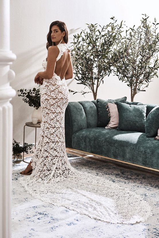 10 Reasons You Should Shop for Your Wedding Dress at The Grace Loves Lace NYC Boutique – Alexandra Gown 1