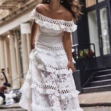 10 Reasons You Should Shop for Your Wedding Dress at The Grace Loves Lace NYC Boutique – Coco Gown 2