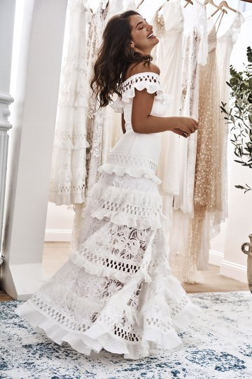 10 Reasons You Should Shop for Your Wedding Dress at The Grace Loves Lace NYC Boutique – Coco Gown 3