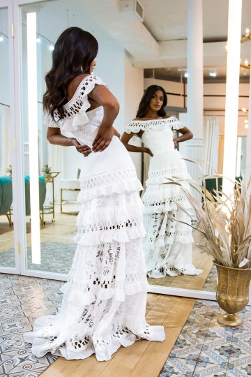 10 Reasons You Should Shop for Your Wedding Dress at The Grace Loves Lace NYC Boutique – Coco Gown 7