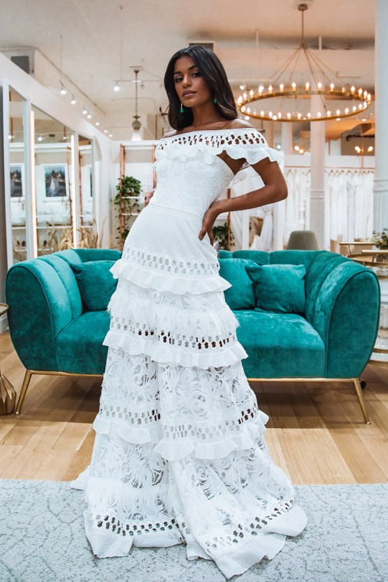 10 Reasons You Should Shop for Your Wedding Dress at The Grace Loves Lace NYC Boutique – Coco Gown 8