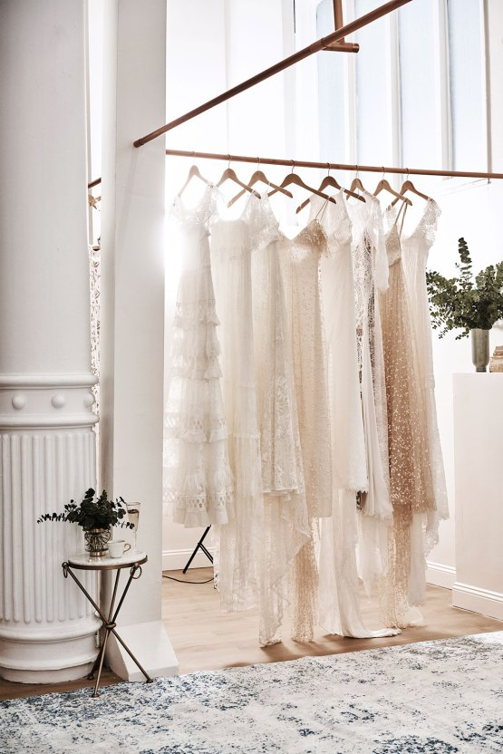 10 Reasons You Should Shop for Your Wedding Dress at The Grace Loves Lace NYC Boutique