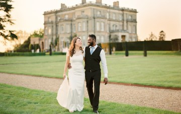 Effortlessly Beautiful & Regal Hedsor House Wedding