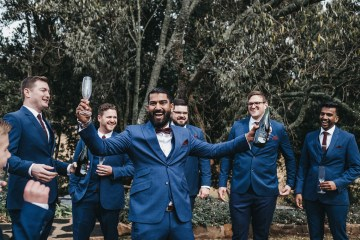 Floral-Rich Boho South African Winter Wedding – Dean Maber 1