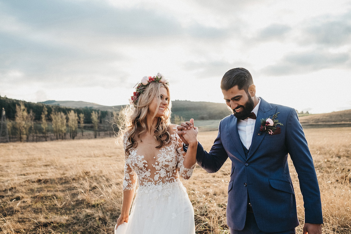 Floral-Rich Boho South African Winter Wedding – Dean Maber 21
