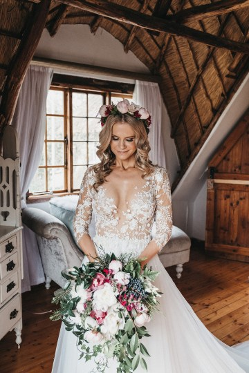 Floral-Rich Boho South African Winter Wedding – Dean Maber 28
