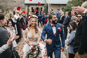 Floral-Rich Boho South African Winter Wedding – Dean Maber 9