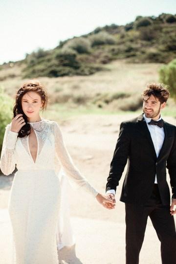 Luxurious Wedding Inspiration From An Ancient Greek Chapel – Nina Wernicke 16