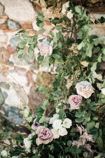Luxurious Wedding Inspiration From An Ancient Greek Chapel – Nina Wernicke 17