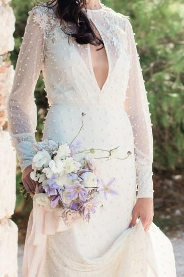 Luxurious Wedding Inspiration From An Ancient Greek Chapel – Nina Wernicke 21