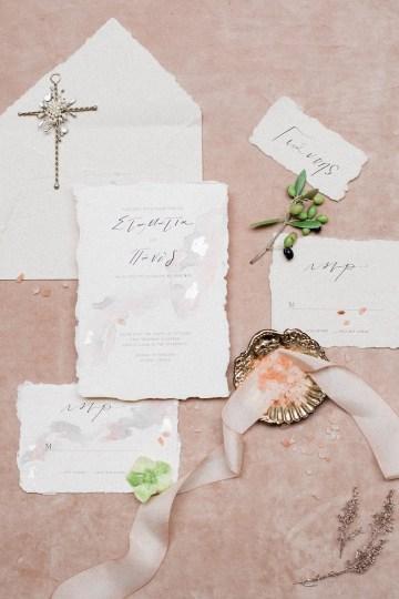 Luxurious Wedding Inspiration From An Ancient Greek Chapel – Nina Wernicke 36