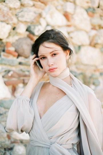 Luxurious Wedding Inspiration From An Ancient Greek Chapel – Nina Wernicke 38