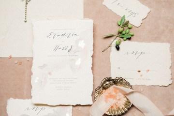 Luxurious Wedding Inspiration From An Ancient Greek Chapel – Nina Wernicke 4