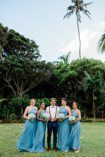 Playful and Intimate North Shore Oahu Beach Wedding – Chelsea Stratso Photography 22