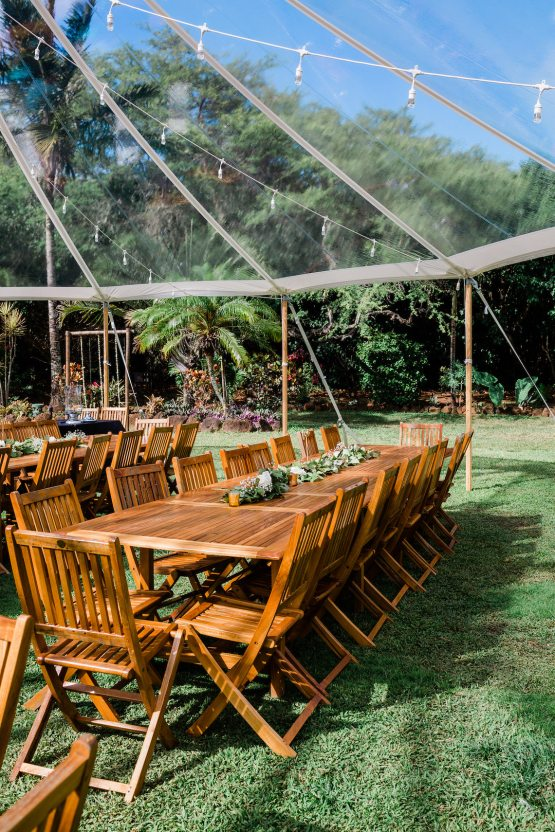 Playful and Intimate North Shore Oahu Beach Wedding – Chelsea Stratso Photography 37