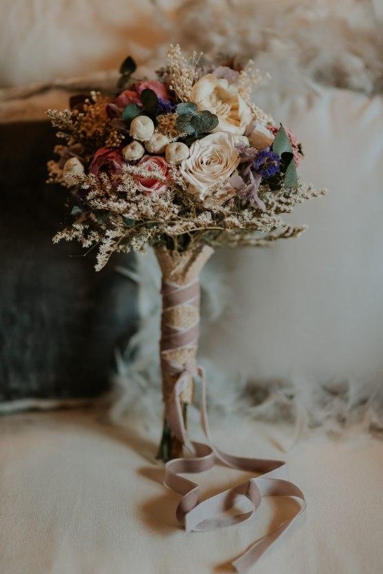 Romantic and Fashionable Spanish Boho Wedding – Javier Berenguer 17